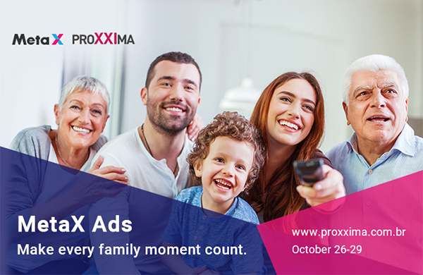 Join MetaX CTV Ads Sharing at ProXXIma